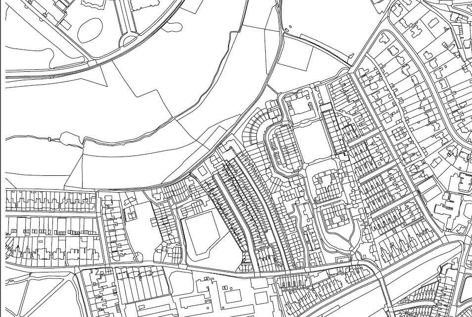 Ordnance Survey Sample Courtesy of Ordnance Survey